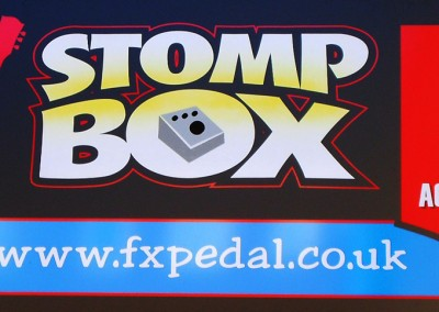 Stomp Box logo